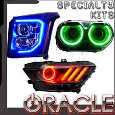 Fog Light Kits Oracle Lighting Headlight Halo Kits Colorshift Led Halos