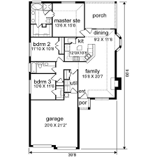 1500 square foot floor plans inspirational 1500 square foot home floor plans 9 eplans low country