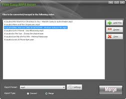 mp3 audio joiner free download full version freeease software free easy mp3 joiner overview join audio files