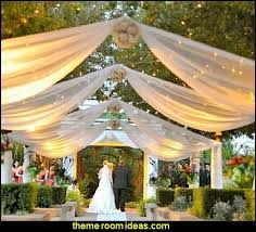 Country Wedding Decoration Ideas Outdoor Victorian Decor Beautydecoration