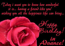 Wishing You A Happy Birthday Quotes Advance Happy Birthday Quotes Advance Happy Birthday Quotes