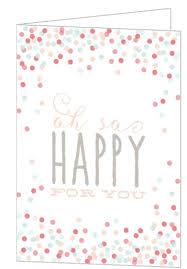 congratulations bridal shower confetti bridal shower congratulations card greeting cards