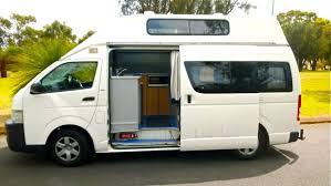 toyota motorhome toyota campervans for sale australia caravans motorhomes