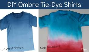 Tie Dye Halloween Shirts by Diy Patriotic Ombre Tie Dye T Shirts