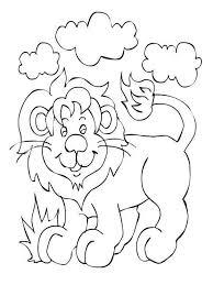 lion coloring pages download print lion coloring pages