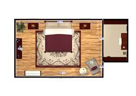 2d bedroom layout plan created using www 3dream net 3dream