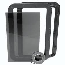 clear choice window cleaning clear view entry door window kit ross rv innovations