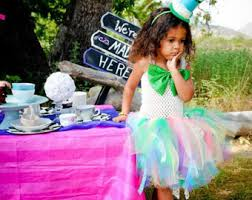 Mad Hatter Halloween Costume Girls Mad Hatter Costume Etsy