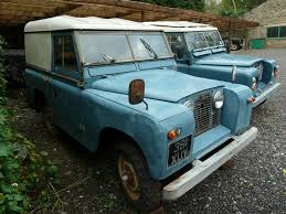 391 xuy 1962 land rover series iia for restoration land