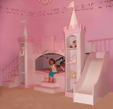 Girls Bedroom Ideas With Palace Bed Kids Bedroom Decorating Ideas - Children bedroom decorating ideas