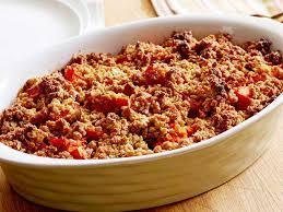 sweet potato casserole recipe burrell food network
