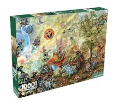9 best jigsaw puzzles for adults 1000 pieces images on