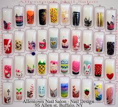 allentown nail salon google