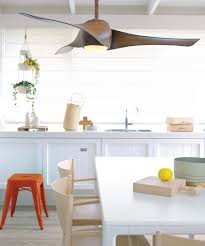 artemis 147cm fan with light in dark koa ceiling fans fans