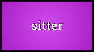 Synonym Babysitter Sitter Meaning Youtube