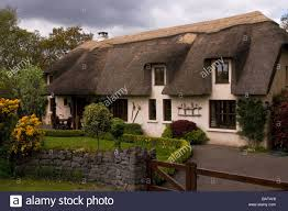 Thatched Cottage Ireland by Thatched Cottage Glasson Athlone Co Westmeath Ireland Europe