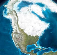 North America Climate Map by Cenozoic Time And Paleogeography
