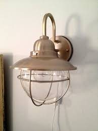 Wall Sconces With Plug In Cords Brilliant Along With Attractive Wall Sconces Plug In With Regard