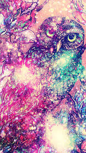 girly backgrounds for computer night owl galaxy wallpaper lockscreen girly cute wallpapers for