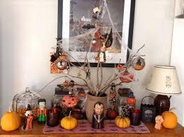 Decorated Halloween Trees Customer Decorations Halloween Tree Vaillancourt Folk Art