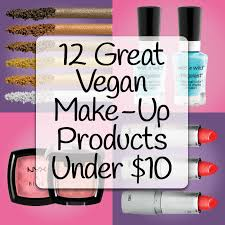 photo gallery of the por vegan makeup brands list