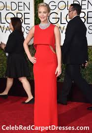 Red Carpet Gowns Sale by Jennifer Lawrence Red Prom Dress Golden Globe Awards 2016 Red Carpet
