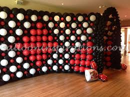 themed decorations balloon inspirations spectacular party decorations for events
