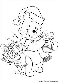 christmas friends coloring picture coloring pages