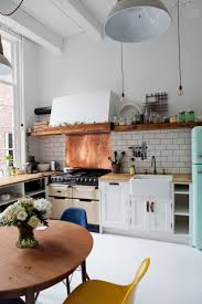 best 25 copper backsplash ideas on pinterest reclaimed wood totally gorgeous kitchen a mismatch of vintage fittings items