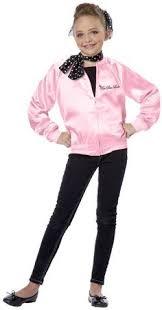 Halloween Costumes Tween Girls Pink Ladies Costume Ladies Halloween Costumes Pink Lady