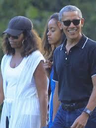 obama family vacation four seasons bali sayan photos