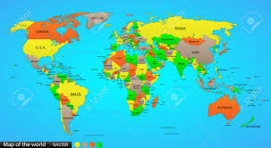 map of th world map world deserts within of the roundtripticket me
