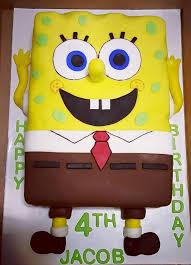 spongebob birthday cake spongebob square birthday cake custom created cakes by