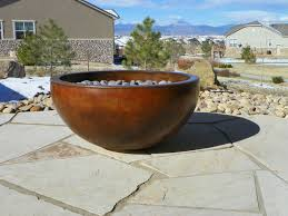 Floating Fire Pit by Fire Pit Awesome Design Concrete Fire Pits Outdoor Portable Wood