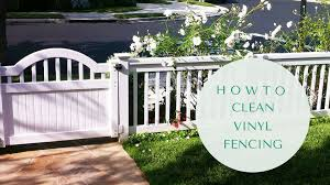 how to clean a vinyl fence made easy finyl vinyl inc