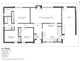 eichler atrium floor plan mid century modern and 1970s era ottawa