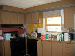 interior design modern kitchen design with peel and stick