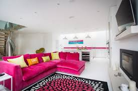 Pink And White Striped Rug Living Room Amazing Rugs Living Spaces With Colorful Striped