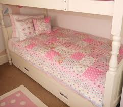 Cath Kidston Single Duvet Cover Handmade Patchwork Quilt Single Bed Size Cath Kidston Fabric