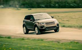 car range 2017 range rover evoque test review car and driver