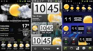 news widgets for android app of the day beautiful widgets review android pocket lint