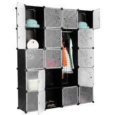 16 Cube Bookcase White Cube Storage Shelves Ebay