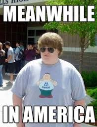 America Meme - meanwhile in america now that s merican