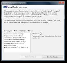 visual studio reset application settings the moth visualstudio