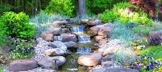 patio captivating garden water feature wall design fountain home