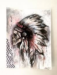 indian headdress tattoo on ribs the native american headdress is a symbol of bravery and protection