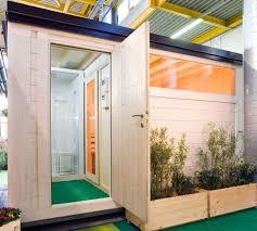 box doccia da esterno casette in legno prefabbricate casette da giardino edillegno