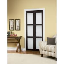 6 Panel Bifold Closet Doors by Bi Fold Doors With Glass Panels Image Collections Glass Door