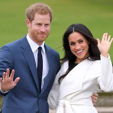 william and kate prince harry and meghan markle s engagement photos were inspired by
