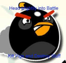Angry Bird Meme - angry birds meme minecraft blog